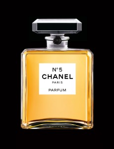Chanel no. 5 half as costly as printing ink