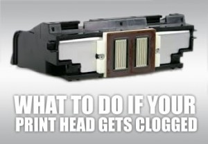 Blocked Printer Heads