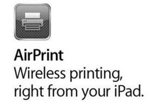print smartphone photos with Air Print
