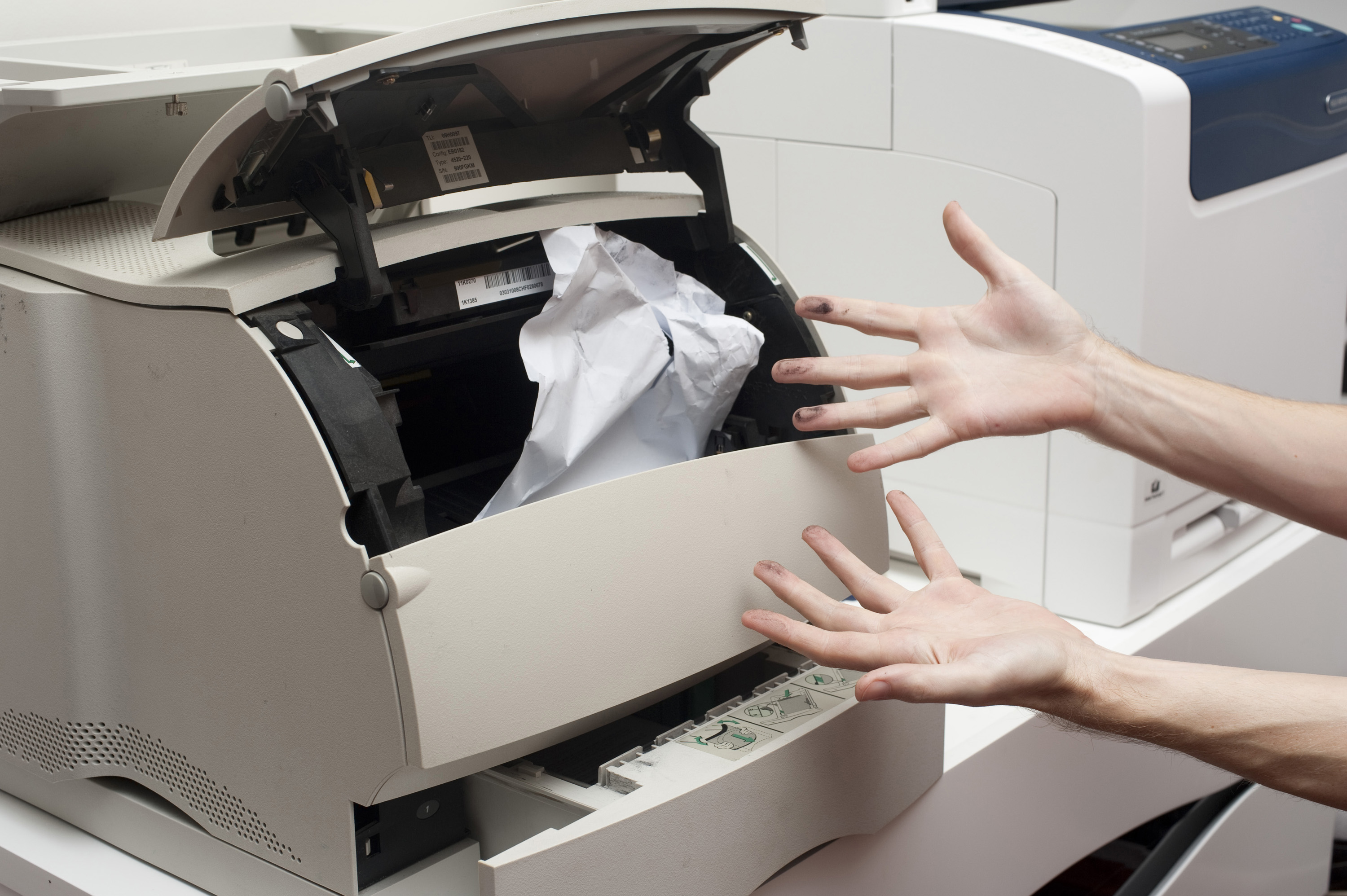 Top 7 Common Printer Problems - Inkjet Wholesale Blog