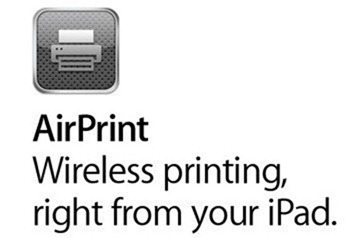 How to print from iPads