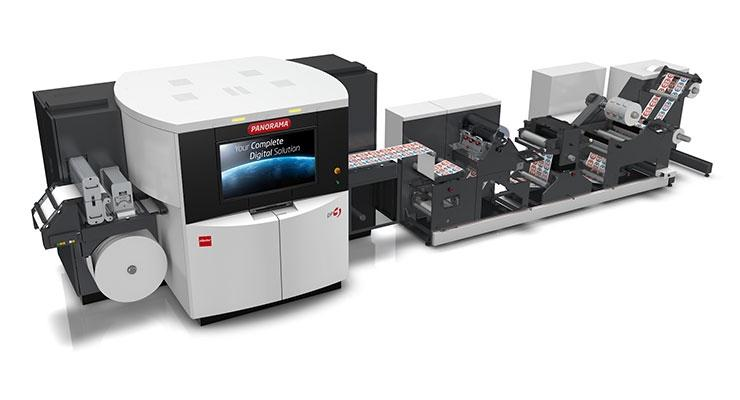Inkjet Wholesale News Update: Nilpeter to Launch New PANORAMA Product Line; Domino to Introduce Its New Modular Digital Inkjet Solutions