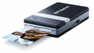 portable digital photo printer