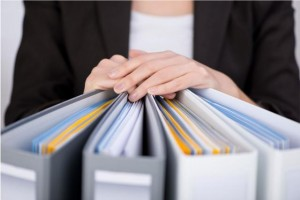 document management files