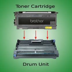 drum units vs. toner cartridges