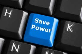 save power with printers