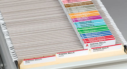 Which Office Filing System Should You Use Inkjet