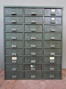 filing drawers