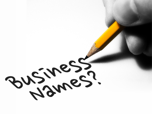 options for choosing the right business name