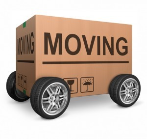 relocating your business during rush hour