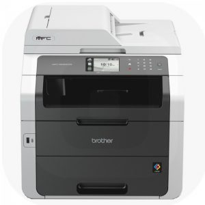 Brother MFC9330CDW front