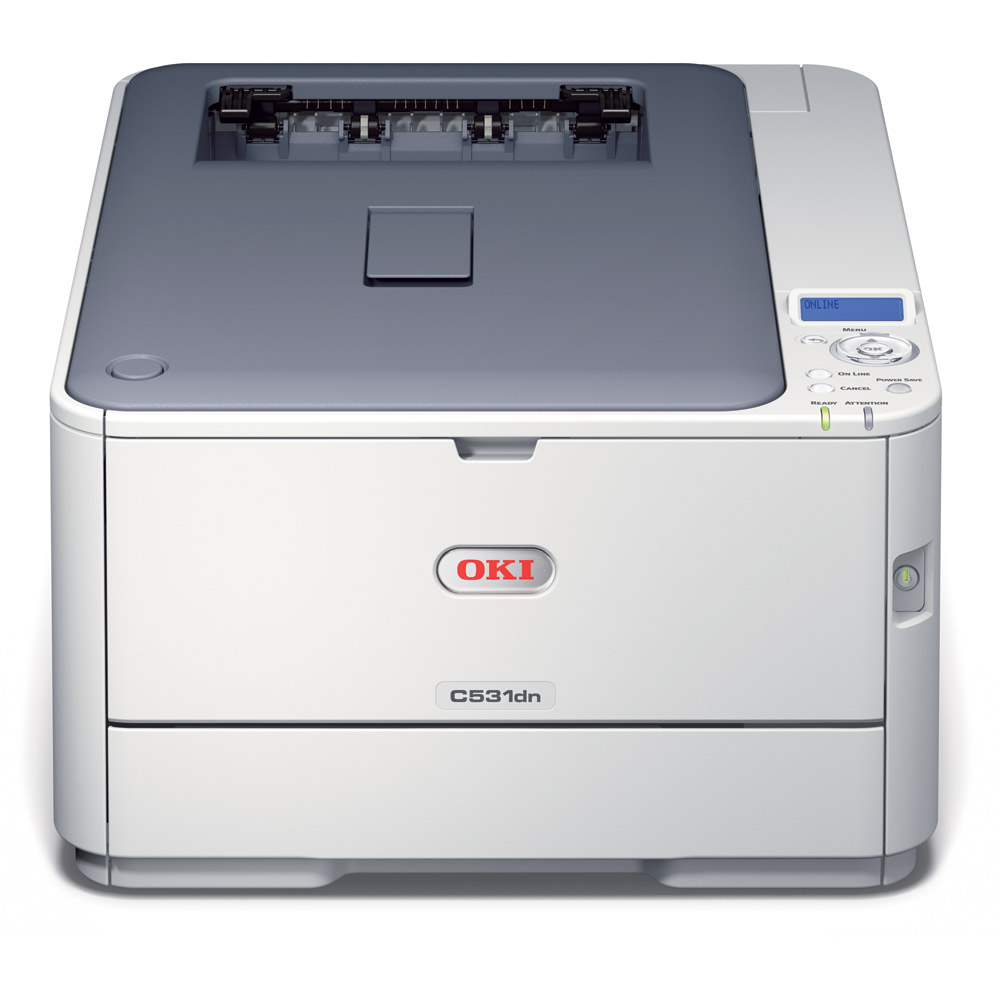 Oki C531DN Review: A High Volume Colour LED Printer for Smaller Workgroups