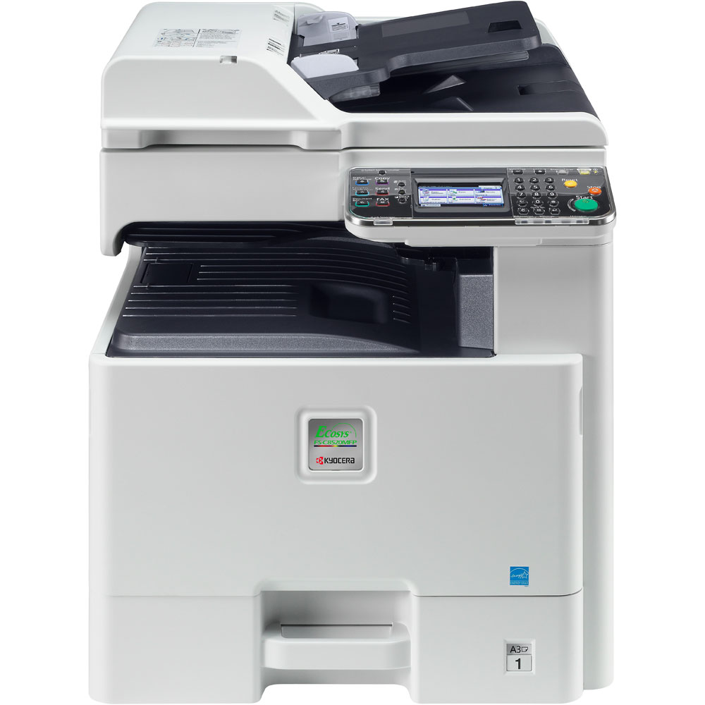 Kyocera FS-C8520MFP Review: An Incredibly Capable A3 Printer for SMEs