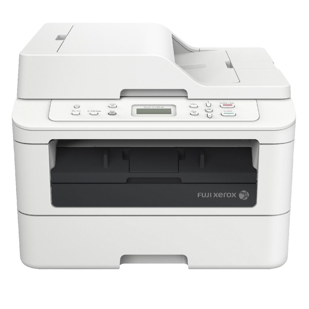 Fuji Xerox DocuPrint M225DW Review: Duplex Laser MFP with Multiple