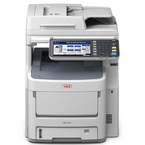 OKI MC770dnfax Review: An Enterprise Class LED Based MFP Loaded with Features