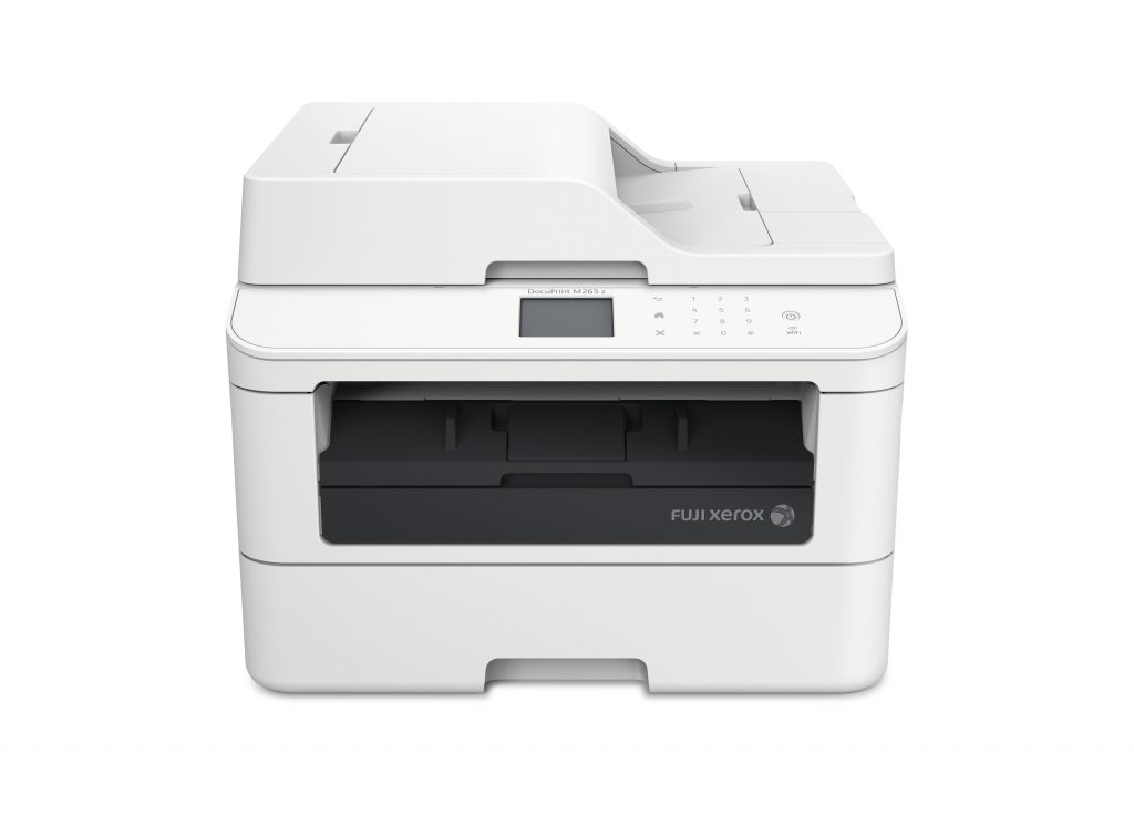 Fuji Xerox DocuPrint M265 z Review: A No-Nonsense Monochrome Multifunction Laser Device