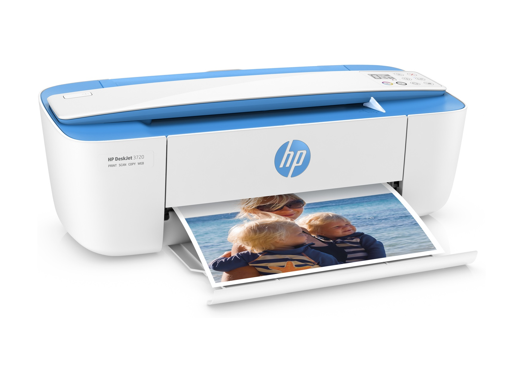 HP Deskjet 3720 Review: One of the Cheapest All-In-Ones But