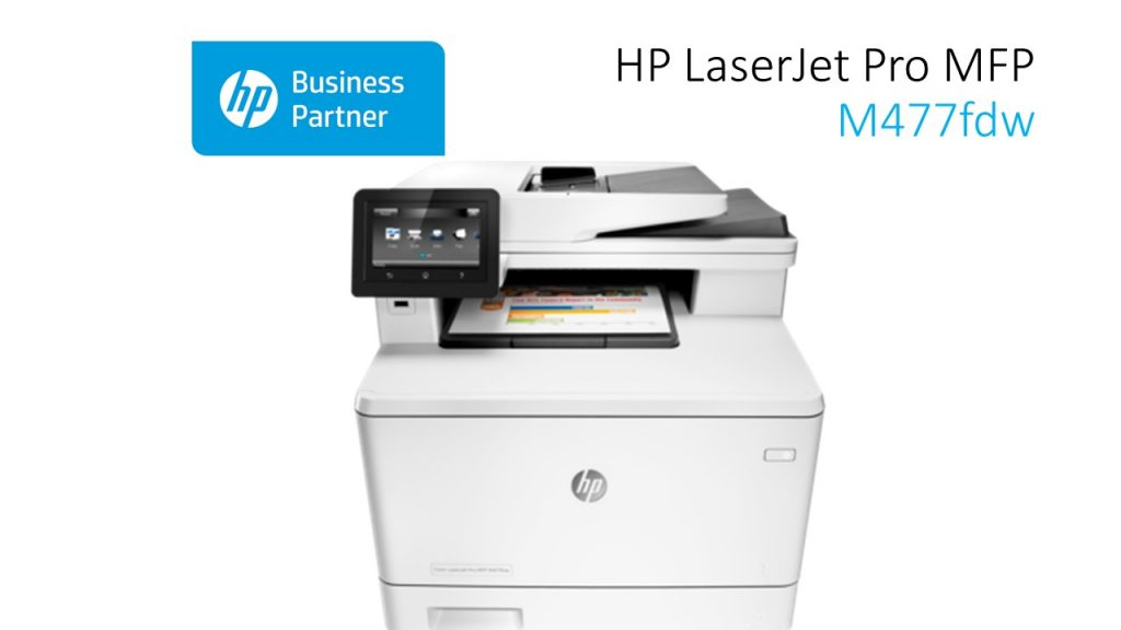HP LaserJet Pro MFP M477fdw Review: Lots of Features But Too Expensive