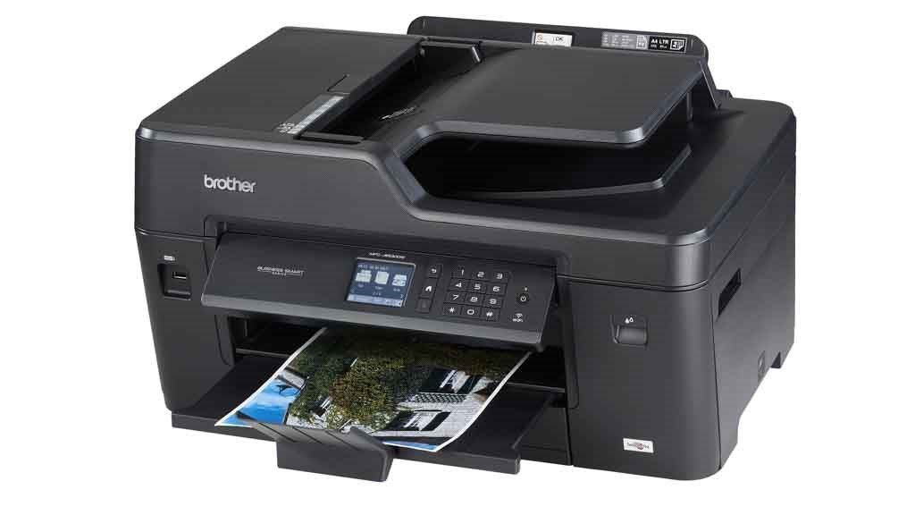 Brother MFC-J6530DW Review: A Tabloid MFP for Low Volume Requirements