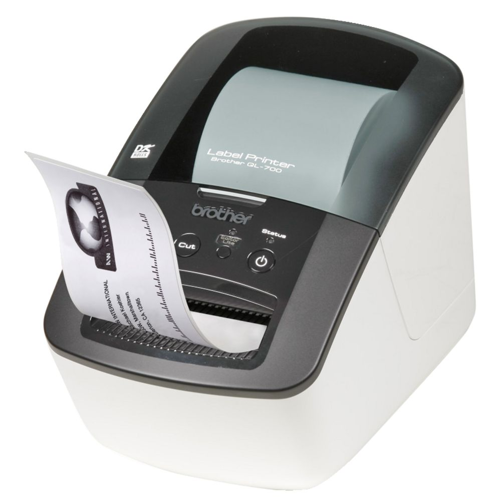 Brother QL-700 Professional Label Printer Review: Super-Fast, Cost Effective Label Printing
