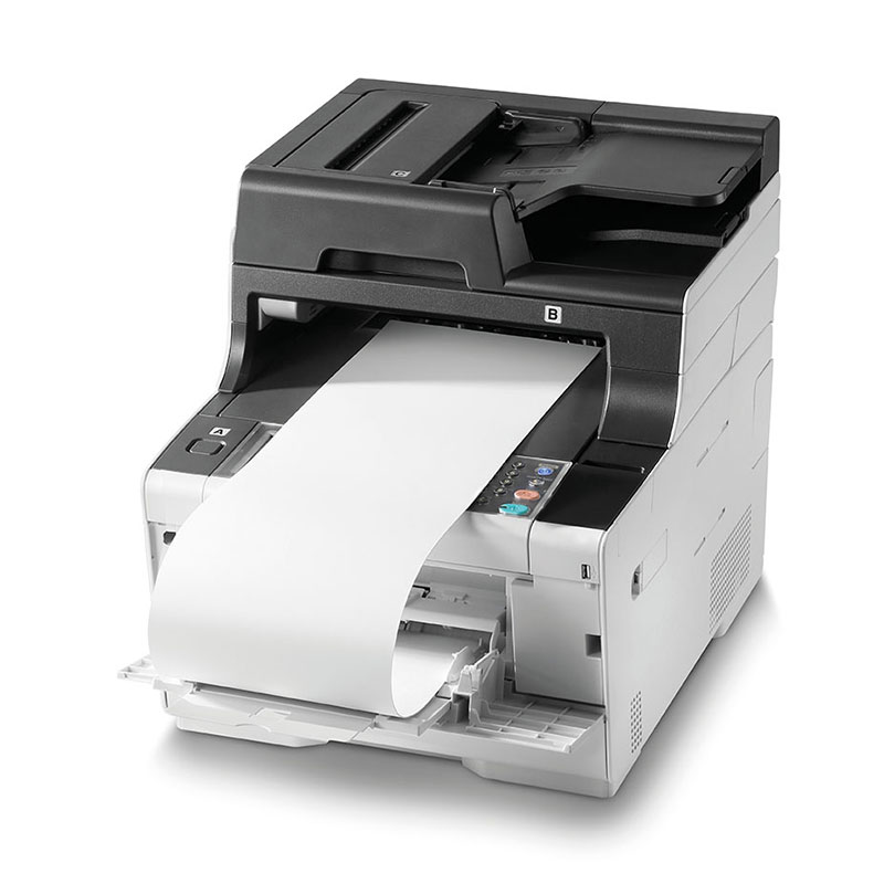 OKI MC573dn Review: A Value Product for Print Hungry Offices